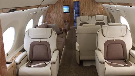 Gulfstream G 650