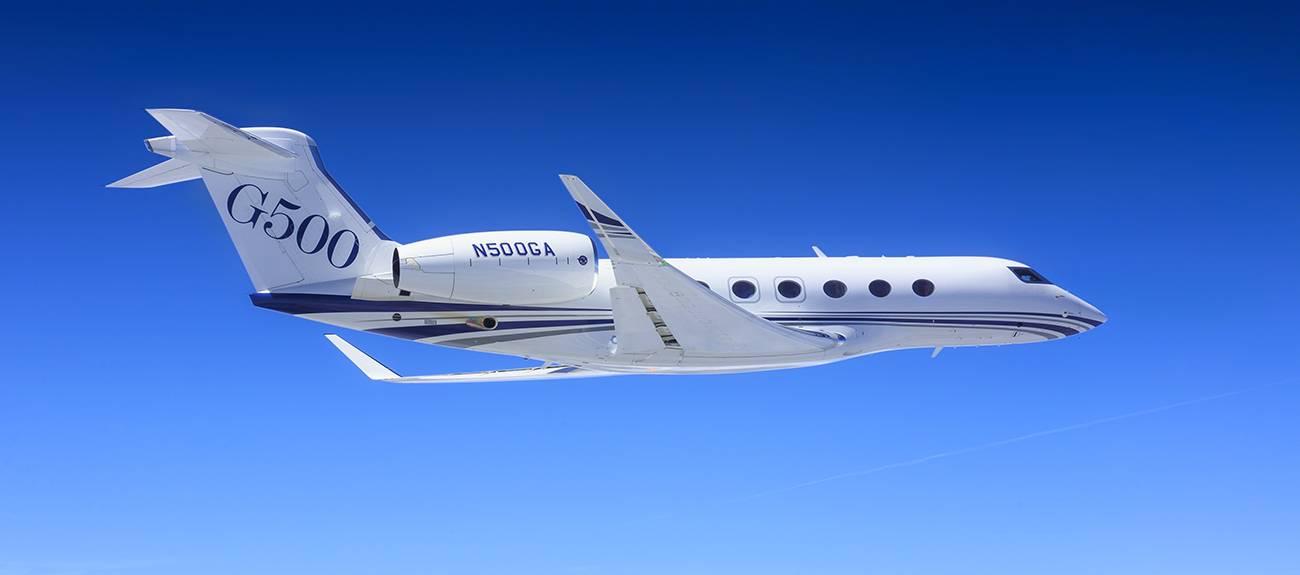 Gulfstream G 500