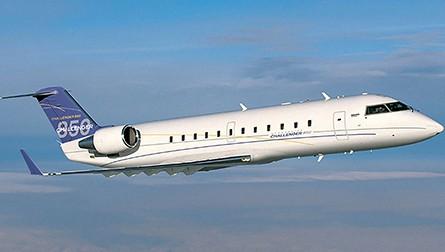 Bombardier Challenger 850