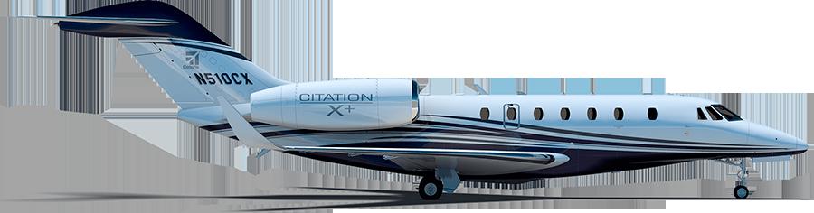 Экстерьер Citation X+