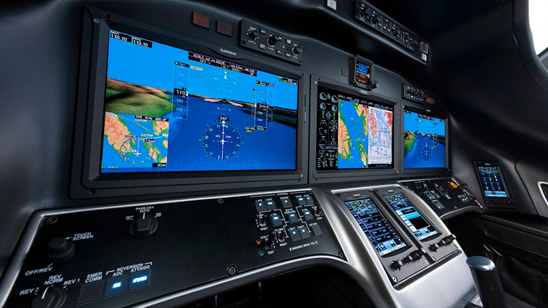 Комплексная приборная панель Garmin G5000