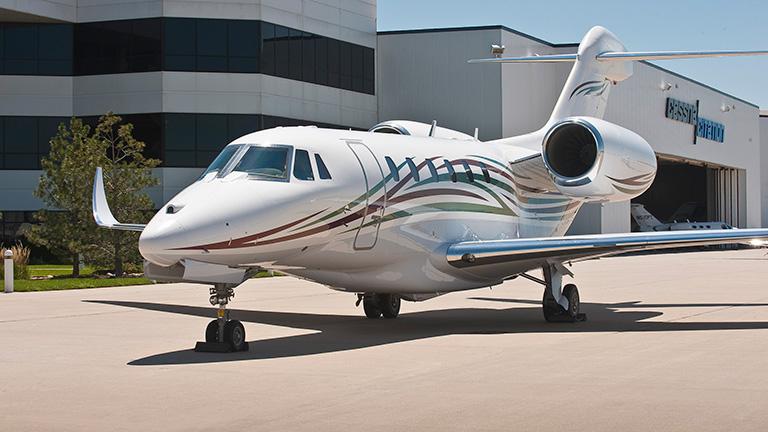 Экстерьер Cessna X