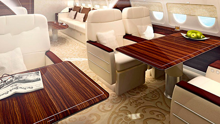 Sukhoi Business Jet