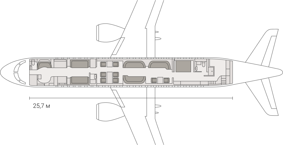 The scheme of the cabin – day