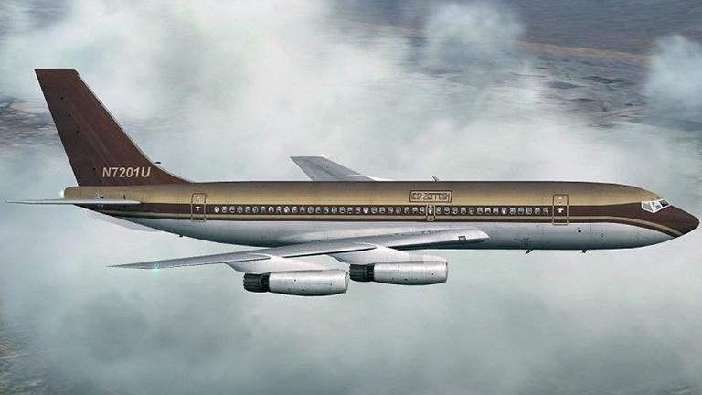 Boeing 720 «StarShip»