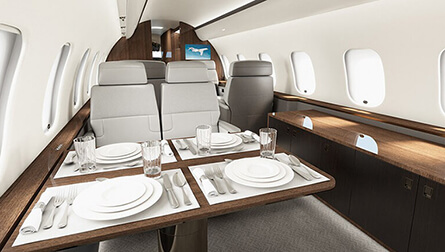 Bombardier Global 5000