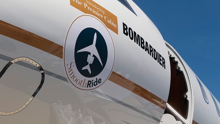Bombardier Global Premier