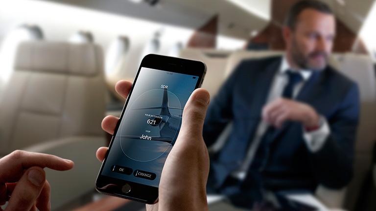 Использование электронных гаджетов в полёте на 7X