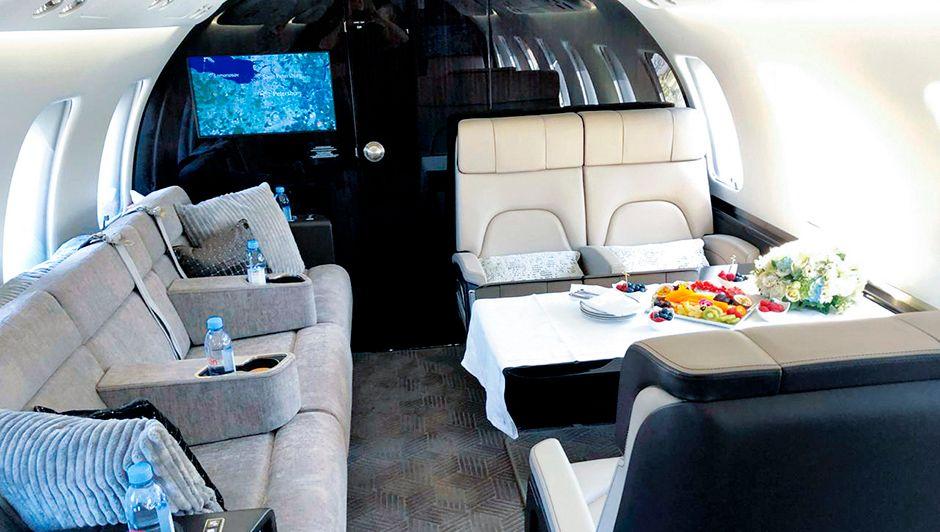 Bombardier Challenger 650