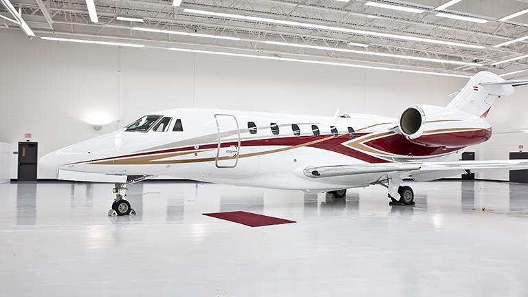 Экстерьер Cessna Citation X