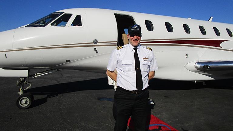 Пилот Cessna X