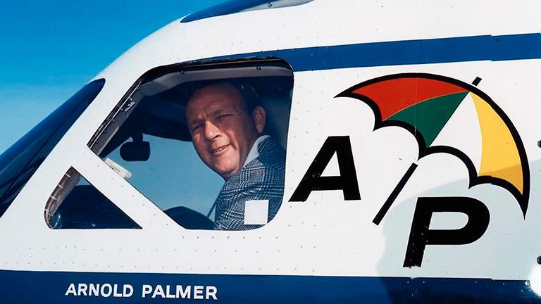 Постоянный клиент Cessna Арнольд Палмер
