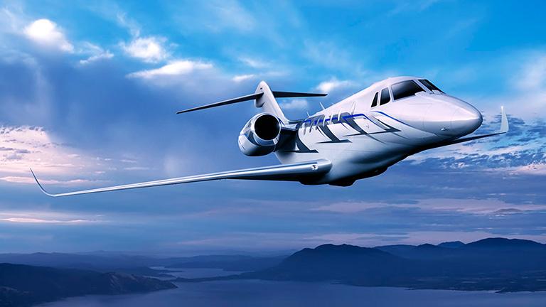 Cessna Citation Ten