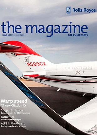 X+ на обложке The Magazine