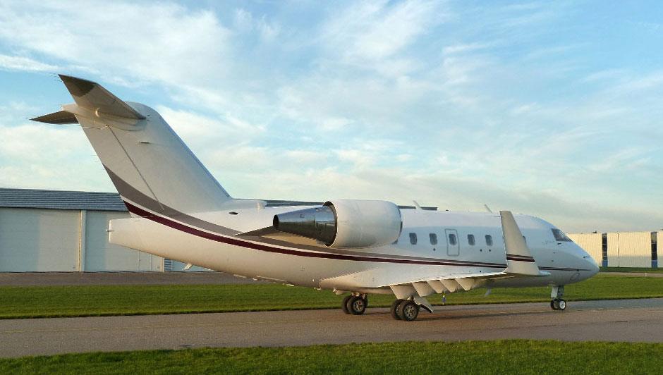 Bombardier Challenger 604